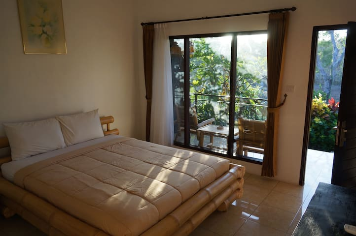 Willy Homestay bed & breakfast in Balangan Bali - Jimbaran