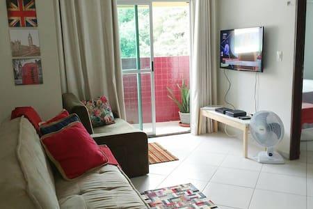 Apartamento em Cabo Branco.