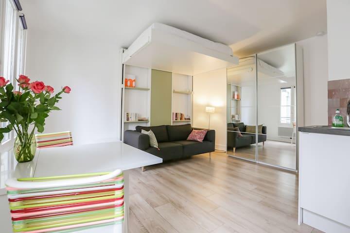 Lovely Studio Flat in Bastille.