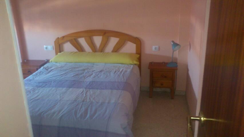 Habitación privada en amplio piso!!!