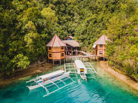 "Enchanted Cove Resort ""Sohoton Getaway"" R2"