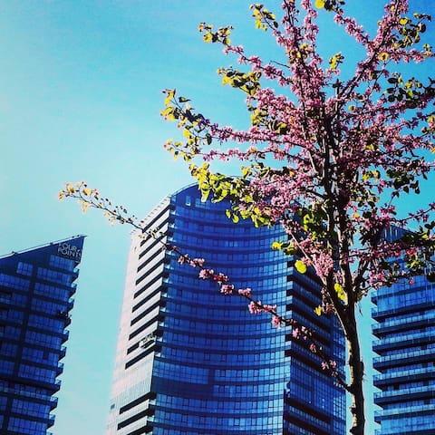 BATIŞEHİR PREMİUM RESİDENCE&SUİTES - İstanbul - Bed & Breakfast