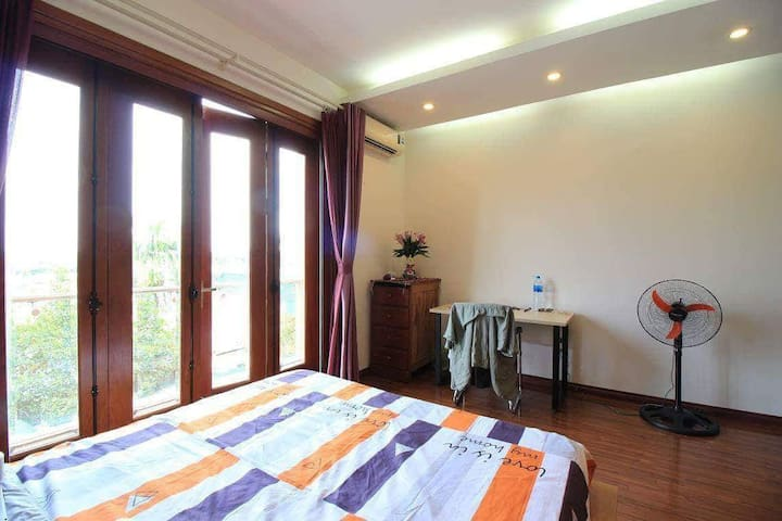 280$/month | Mirr Homestay Hanoi 4| Room 3A
