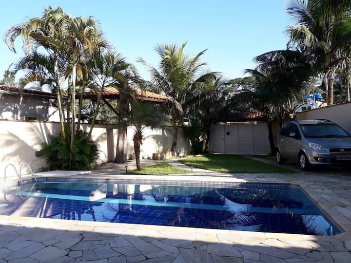 Casa em Bertioga Condomínio Costa Do Sol