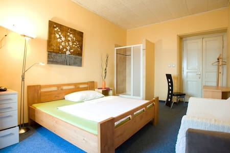 Double room in the centre of Prague - Prag - Bed & Breakfast