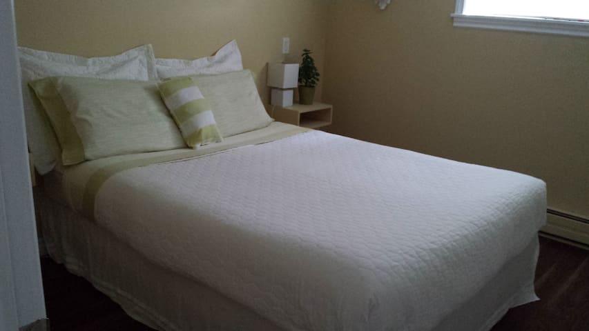Smaller Queen Bedroom