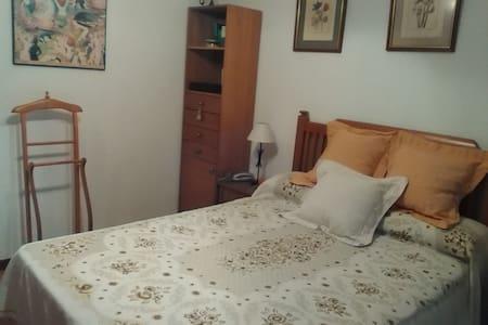 Habitación grande en acogedor piso - Torrejón de Ardoz