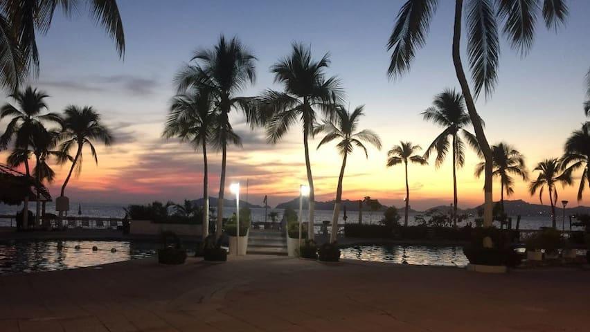 Departamento con playa - Acapulco