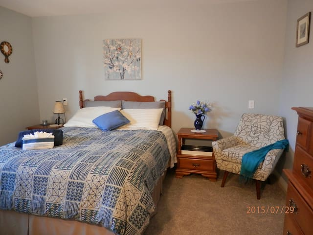 Pvt garden suite near Hospital - Victoria - Bed & Breakfast