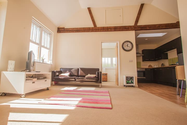 Converted Loft apartment, Worthing