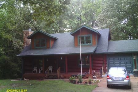 Log cabin home - Ház