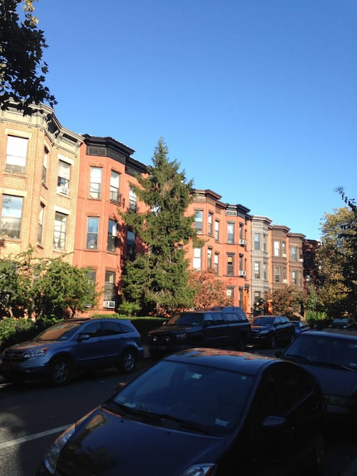 Park Slope one of the most beautiful neighborhoods in NYC