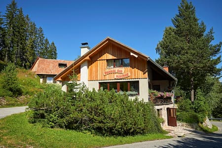 Penzion-planinski dom Majerhold-a small village - Logarska Dolina
