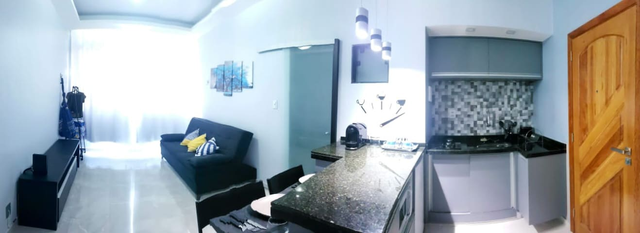 Unmissable! New and cozy loft - Zona Sul RJ