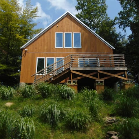 Modern Luxury Catskills Lakehouse - Smallwood - 단독주택