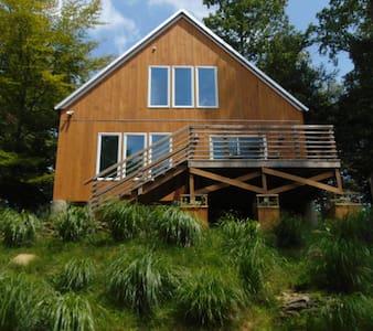 Modern Luxury Catskills Lakehouse - Smallwood - Ház