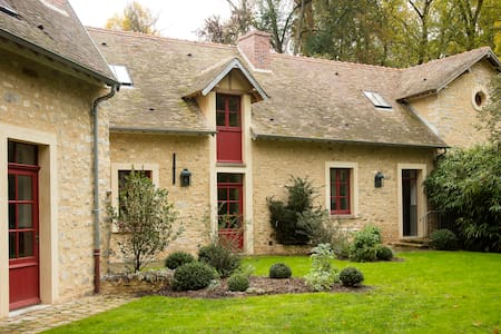 Lovely mansion 60km from Paris - Courances - Schloss