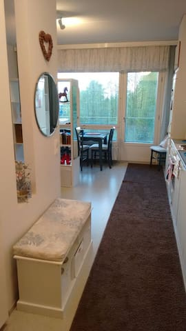 Studio with balcony - Tampere