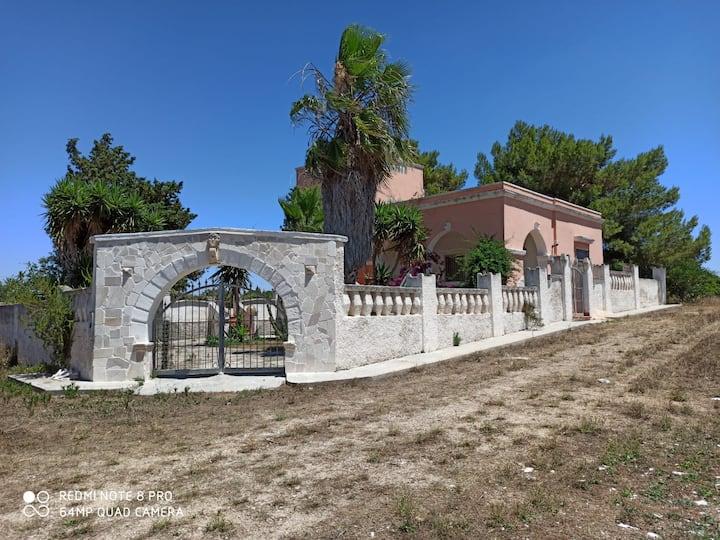 Porto Cesareo - Punta Grossa, Independent Villetta