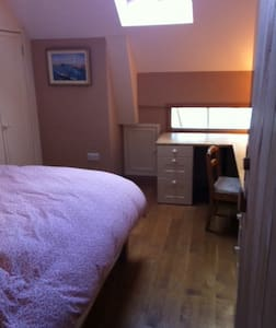 Bulland Court B & B   Bedroom 1 - Ashburton, Newton Abbot - Bed & Breakfast