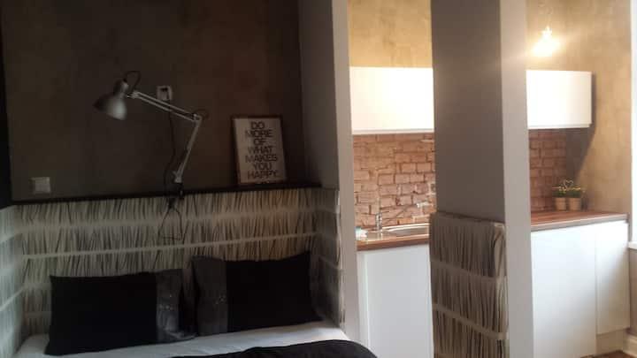 Loft Rooms, Studio 4osobowe