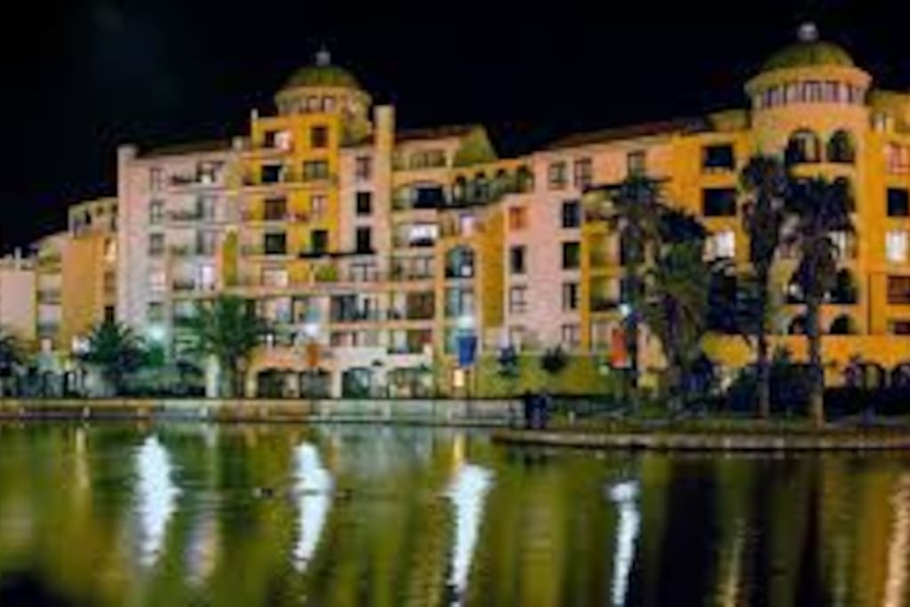 5 Minute walk from canal walk shopping centre