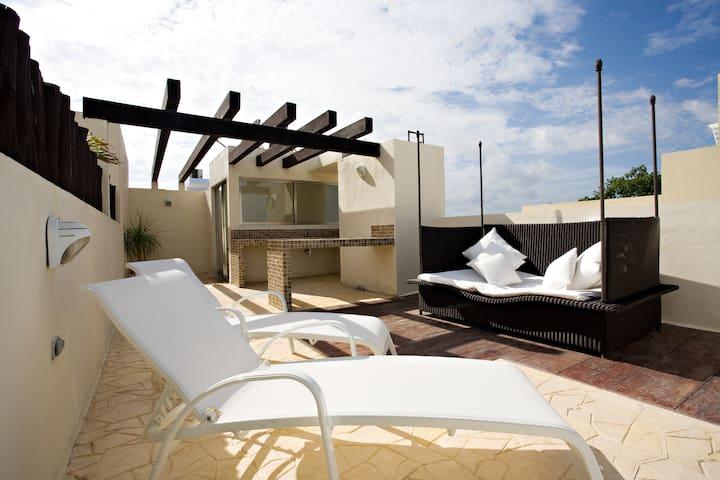 Penthouse 3 bedroom near the beach - Playa del Carmen - Loft