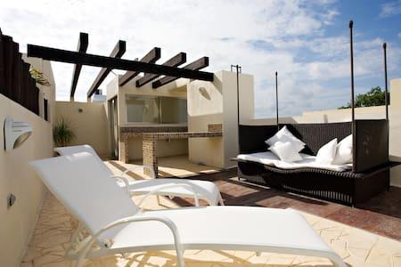 Penthouse 3 bedroom near the beach - Playa del Carmen