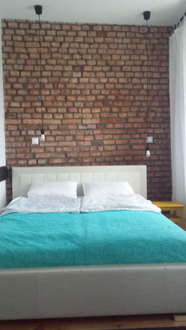 Loft Rooms, Studio 3-4 osobowe