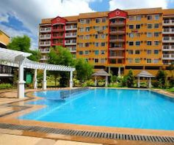 1 bedroom unit in Palmetto Place - Davao City - Departamento