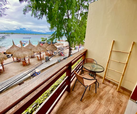 Double Room Sea View · La Bella Hotel Villa & Spa