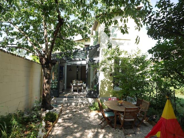 jolie maison à 20 minutes de Paris - Fontenay-sous-Bois - Haus