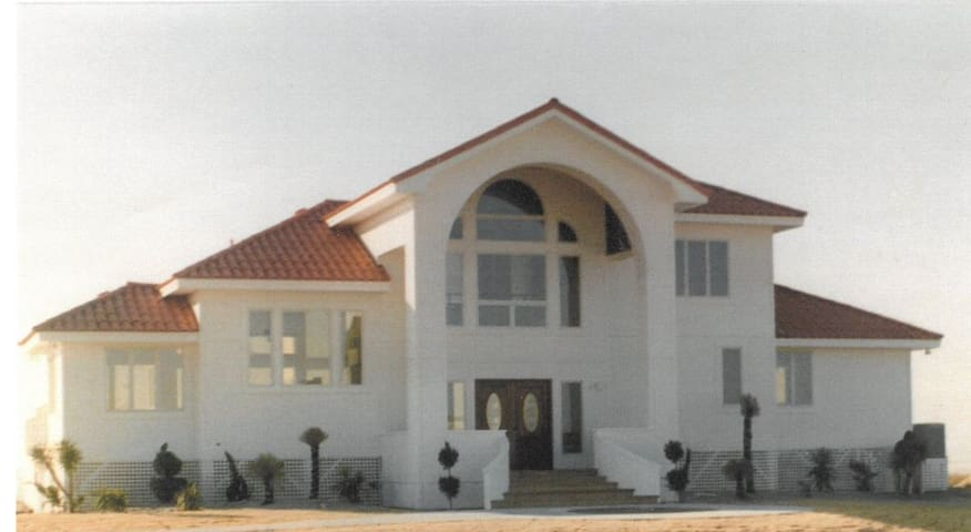 SOUND FRONT / KITE-IN, KITE-OUT Direct Beachfront