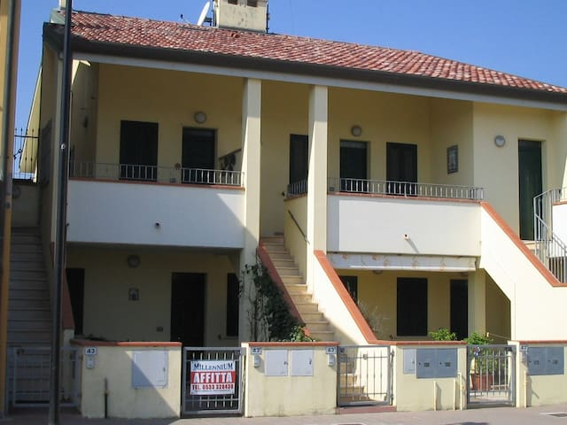 Villetta FINETTA - Porto Garibaldi - Hus