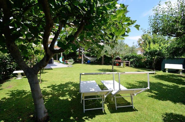 Casa Michelangela - Jardín y la Mar - Mascali - Apartamento