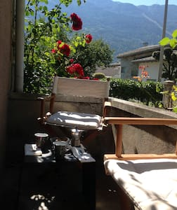 Quiet Lovely Garden House - Mazzo di Valtellina
