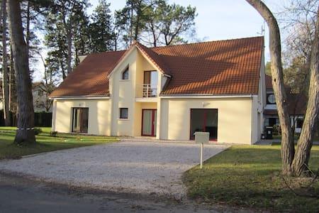 Grande Villa au touquet pour 15 personnes - Le Touquet-Paris-Plage - 別荘