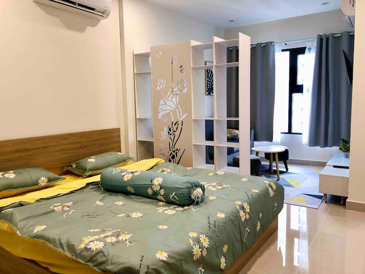 YumiApartment- VinhomeGrandParkD9*1brFullFurniture