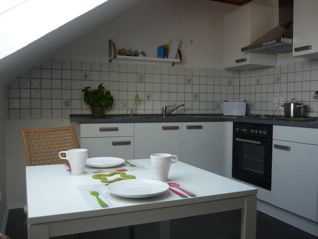 Moderne Wohnung- zentral & naturnah - Großenlüder