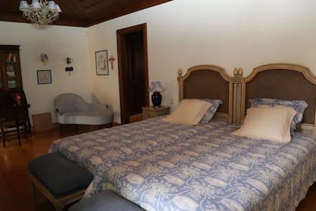 QTA dos Castanheiros-Quarto do Lago - Ponte de Lima - Bed & Breakfast