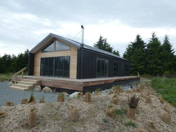 Contemporary Ohau Home