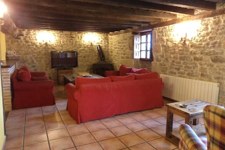 Casa rural La Toba II,  8 plazas - Bezana - 公寓