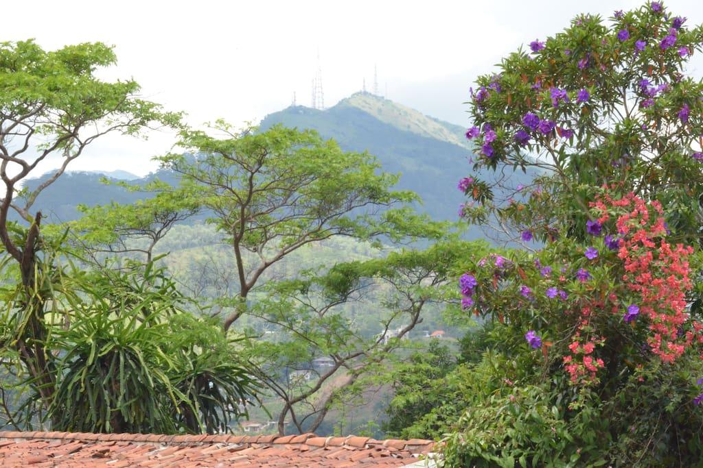 Hanthana Mountains