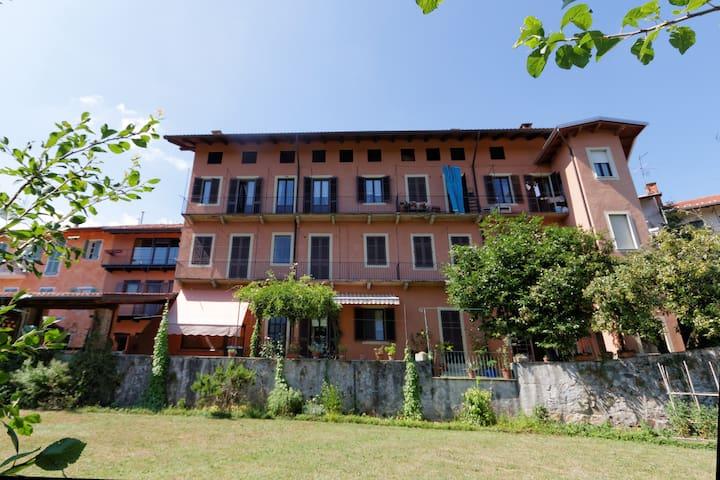 caditrau (casa delle travi)  - Mosso Santa Maria - Apartment