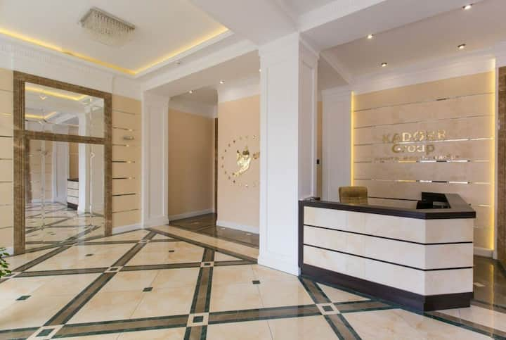 Luxury apartment in 16 Pearl building Kadorr group