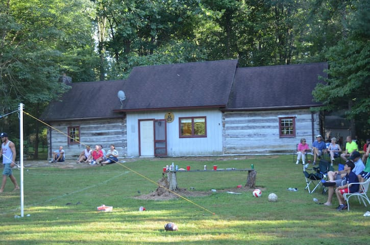 Cabin in the woods - Purcellville - Chalet