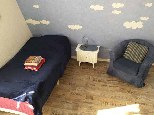"""""""Wolkenzimmer"""""""