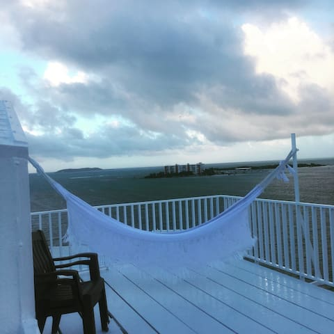 Beautiful Sunsets from bedroom balcony
