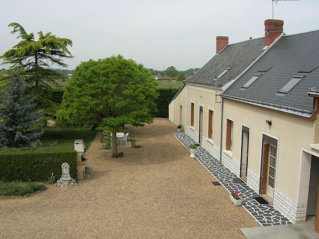 Les Sables d'Or - La Chapelle-sur-Loire - 公寓