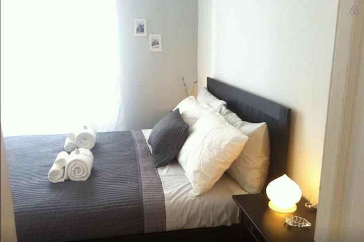 Renovated flat on Navigli